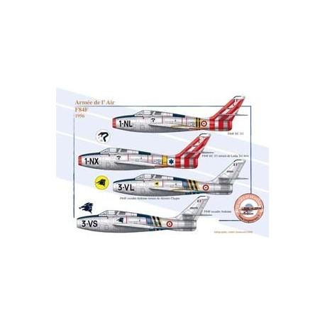 F84F, Armée de l'Air, 1956
