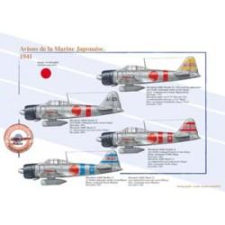 Mitsubishi A6M2 modèle 21