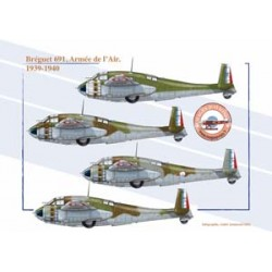 Bréguet 691, Armée de l'Air, 1939-1940