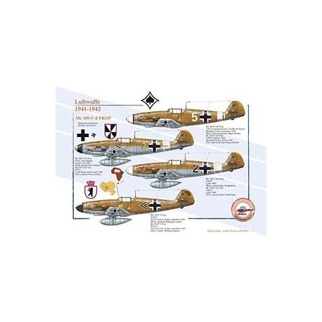 Me 109 F-4 TROP