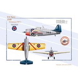 Grumman F4F-3