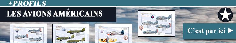 Les avions américains