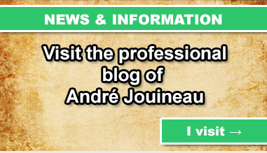 New blog André Jouineau