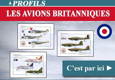 Les avions britanniques