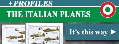 The italian planes