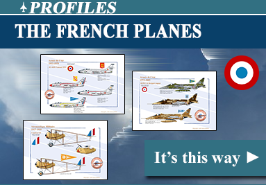 The french planes